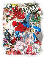 Spider Man 2019 Limited Edition Print by Mr. Brainwash - 0