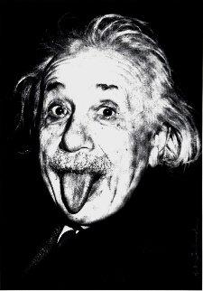 Happy Birthday Einstein 2018 Limited Edition Print - Mr. Brainwash
