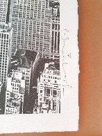 Big City, Big Dreams (Gold) 2020  Huge (New York) Limited Edition Print by Mr. Brainwash - 2