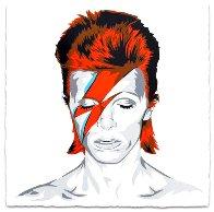 Bowie 2016 Limited Edition Print by Mr. Brainwash - 1
