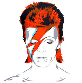Bowie 2016 Limited Edition Print - Mr. Brainwash