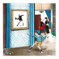 Life Imitates Art 2021 Limited Edition Print by Mr. Brainwash - 1