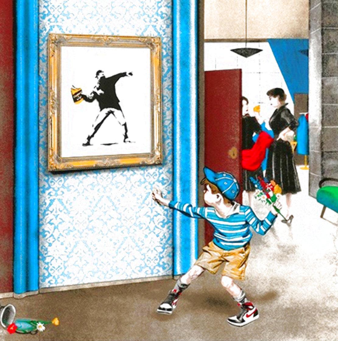 Life Imitates Art 2021 Limited Edition Print by Mr. Brainwash