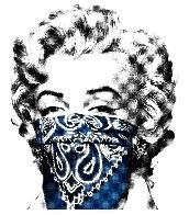 Stay Safe (Blue) 2020 Limited Edition Print by Mr. Brainwash - 0