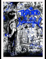 Toronto is Beautiful (Blue) 2019 Limited Edition Print by Mr. Brainwash - 1