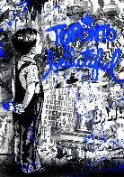 Toronto is Beautiful (Blue) 2019 Limited Edition Print by Mr. Brainwash - 0