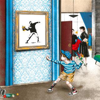 Life Imitates Art 2020 Limited Edition Print - Mr. Brainwash