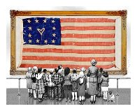 Old Glory Limited Edition Print by Mr. Brainwash - 0