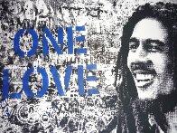Happy Birthday Bob Marley 2019 Limited Edition Print by Mr. Brainwash - 2