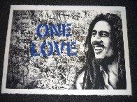 Happy Birthday Bob Marley 2019 Limited Edition Print by Mr. Brainwash - 1