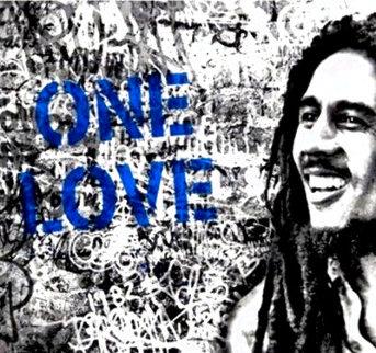 Happy Birthday Bob Marley 2019 Limited Edition Print - Mr. Brainwash