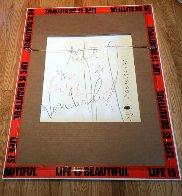 Michael Jackson 2009 Works on Paper (not prints) by Mr. Brainwash - 1
