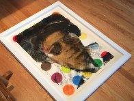 Michael Jackson 2009 Works on Paper (not prints) by Mr. Brainwash - 2