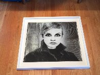 Twiggy 2009 Works on Paper (not prints) by Mr. Brainwash - 7