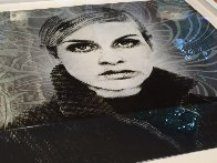 Twiggy 2009 Works on Paper (not prints) by Mr. Brainwash - 1