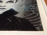 Twiggy 2009 Works on Paper (not prints) by Mr. Brainwash - 3