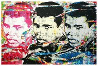 Ali (the Champ) 2010 Limited Edition Print by Mr. Brainwash - 1