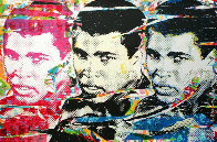 Ali (the Champ) 2010 Limited Edition Print by Mr. Brainwash - 0