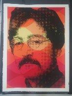 Vintage Lennon 2009 Limited Edition Print by Mr. Brainwash - 2