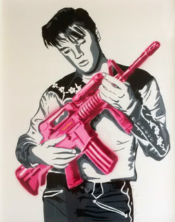 Don't Be  Cruel - Set of 9 Screenprints 2009 Limited Edition Print by Mr. Brainwash