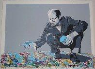 Jackson Pollock 2013 Limited Edition Print by Mr. Brainwash - 5