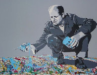 Jackson Pollock 2013 Limited Edition Print by Mr. Brainwash - 0