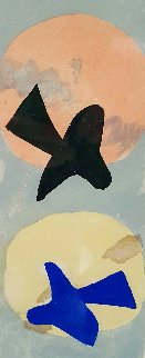 Soleil Et Lune (Sun And Moon) Limited Edition Print - Georges Braque
