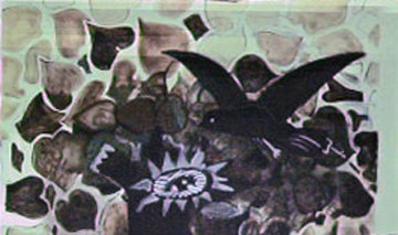 Le Nid Vert 1956 Limited Edition Print by Georges Braque