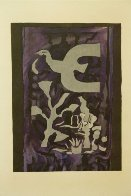 Le Vitrail 1962 Limited Edition Print by Georges Braque - 1