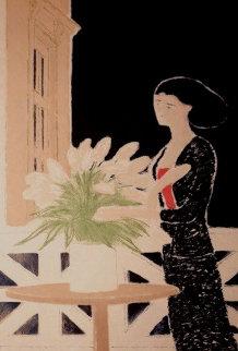 La Nuit Limited Edition Print - Andre Brasilier