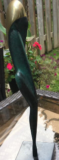 Astarte 18 Bronze Sculpture 17 in Sculpture by Paul Braslow