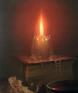 Eucharist II 2003 Limited Edition Print - Victor Bregeda