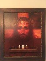 Leonardo's Dream 2010 Limited Edition Print by Victor Bregeda - 1