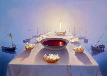 Sacrament AP Limited Edition Print - Victor Bregeda
