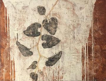 Liseron 2005 45x58 Original Painting by Pierre Marie Brisson