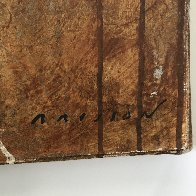 Flavia 2006 50x50 Huge Original Painting by Pierre Marie Brisson - 3