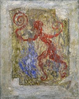 La Claire Obscure 36x28 Original Painting by Pierre Marie Brisson