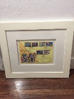 Educating the World 1999 Limited Edition Print by Romero Britto - 1