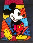 Mickey Mouse 1998 Limited Edition Print - Romero Britto