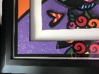 Follow Me 3-D 2006 Limited Edition Print by Romero Britto - 4