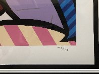 Three of Us 2005 Limited Edition Print by Romero Britto - 3
