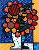 Sunflower   2015 3-D Limited Edition Print by Romero Britto - 0