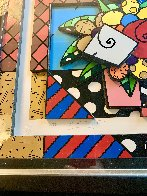 New Spring 3-D 2008 Limited Edition Print by Romero Britto - 4