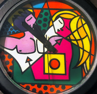 Making Love Watch Other - Romero Britto