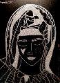 Mother Silver Limited Edition Print - Romero Britto
