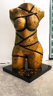Untitled Resin Sculpture 2016 22 in Sculpture by Romero Britto - 4