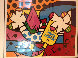 Absolut II 1992 Limited Edition Print by Romero Britto - 1