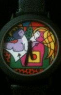 After Making Love Watch 1993 Jewelry by Romero Britto - 2