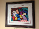 Three of Us 2005 Limited Edition Print by Romero Britto - 1