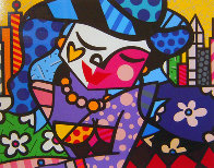 Uptown 2003 Limited Edition Print by Romero Britto - 0
